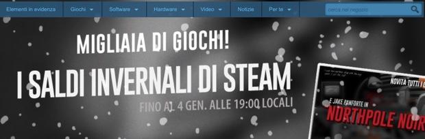 saldi invernali steam