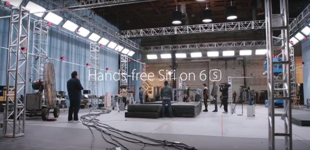 spot iPhone 6s regista iron man