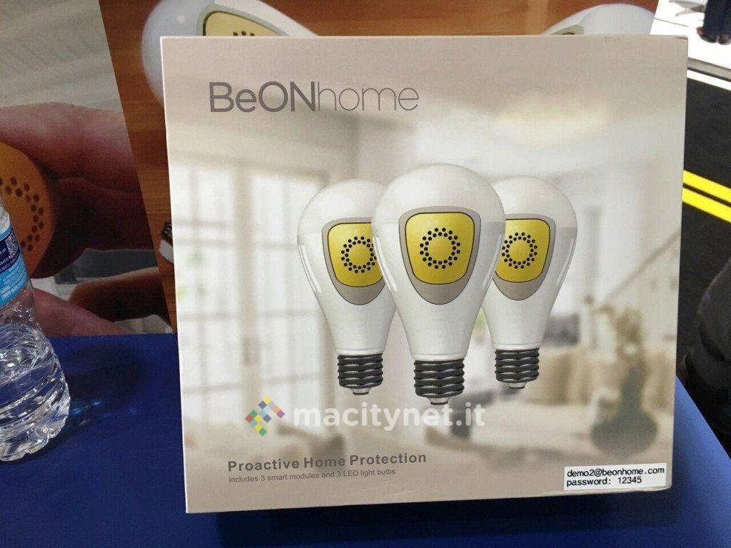 CES 2016 BeON Home