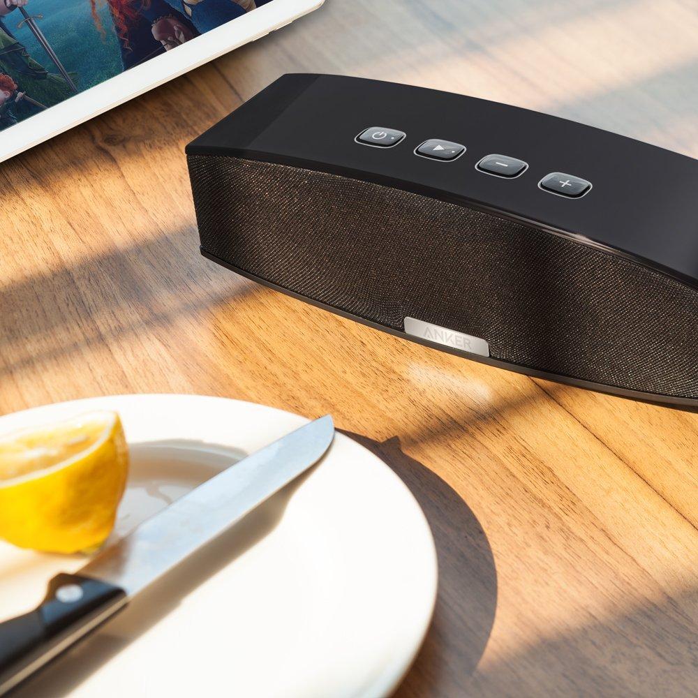 Stile e potenza in sconto con Anker Speaker Premium, cassa Buetooth di qualità a 47,99 euro