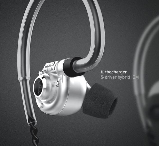 Turbocharger ADV.Sound 620