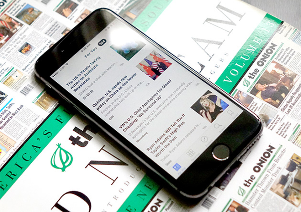 Abbonamento Apple News