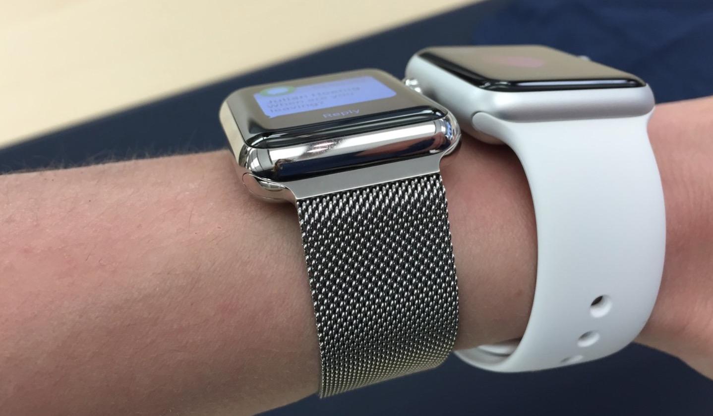 associare due Apple Watch ad un solo iPhone