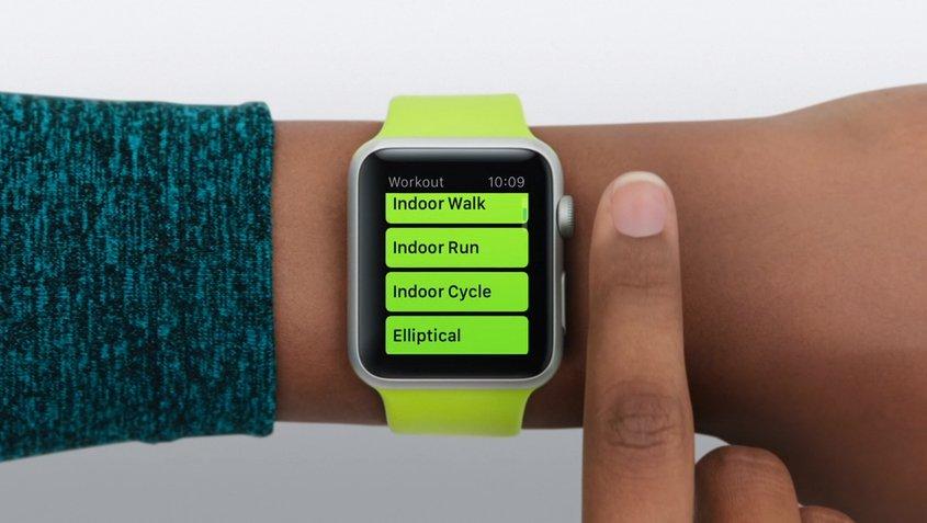 Apple Watch e Apple TV