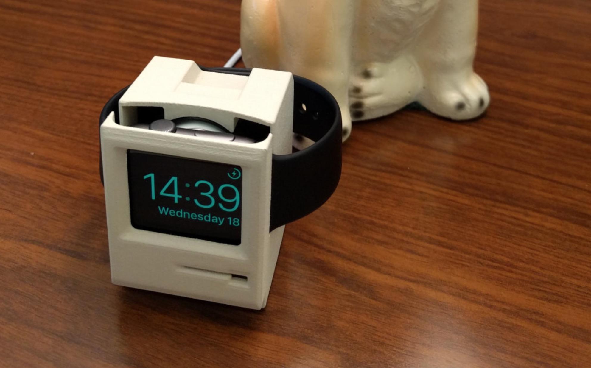 Macintosh 128K apple watch