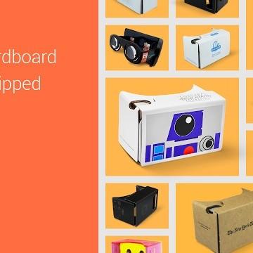 infografica Google Cardboard