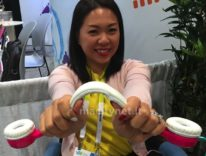 Dal CES 2016 arrivano le BuddyPhone cuffie per bimbi di Onanoff