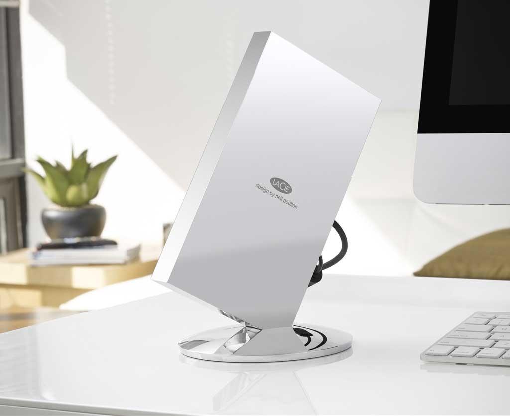 LaCie Chromé Desktop