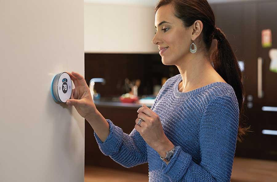 Honeywell lyric round un termostato smart compatibile for Listino velux 2016