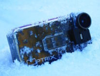 Optrix, la cover che trasforma iPhone in action camera