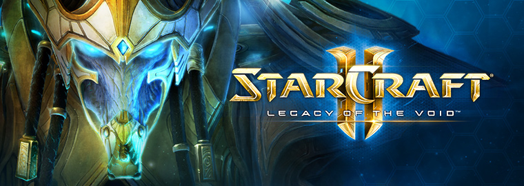 Starcraft Legacy of the Void Mac