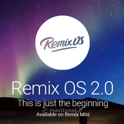 remix os as application on mac