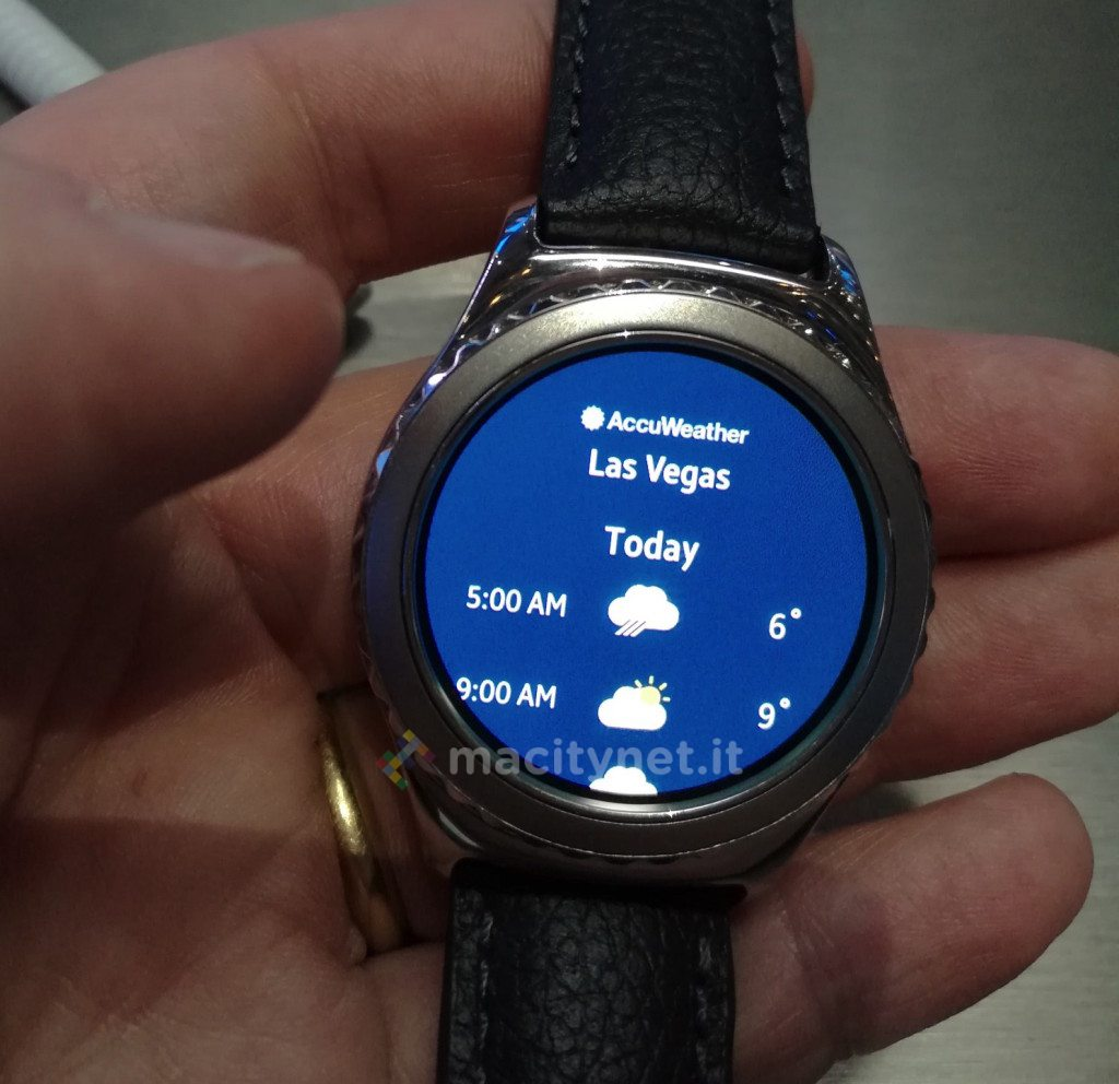 Samsung Gear S2 Classic New Edition ces 13