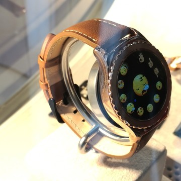 Samsung Gear S2 Classic New Edition ces 4
