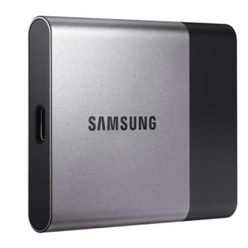 CES 2016, SSD portatile Samsung con una porta Type-C