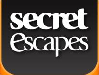 Secret Escapes, progetta viaggi da sogno scontati fino al 70% su iOS