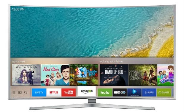 Smart TV Samsung CES 2016