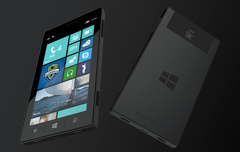 Surface Phone con x86 Intel