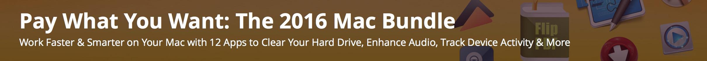The 2016 Mac Bundle 3