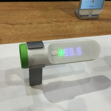 CES 2016 Withings Thermo
