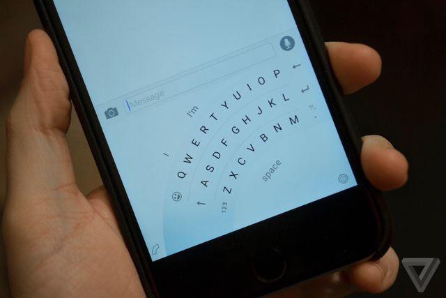 Word Flow keyboard per iOS