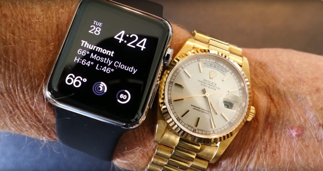 apple watch batte rolex 640 ok