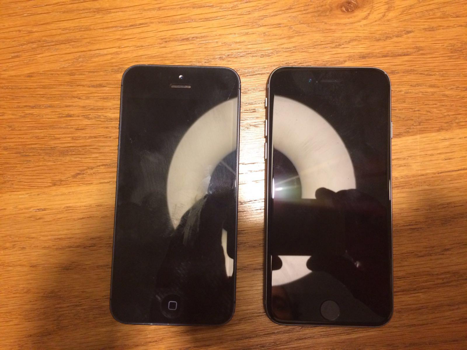 In foto il probabile iPhone 5se: display 4 pollici, ma somiglia ad iPhone 6s