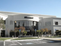 Campus Microsoft di Mountain View