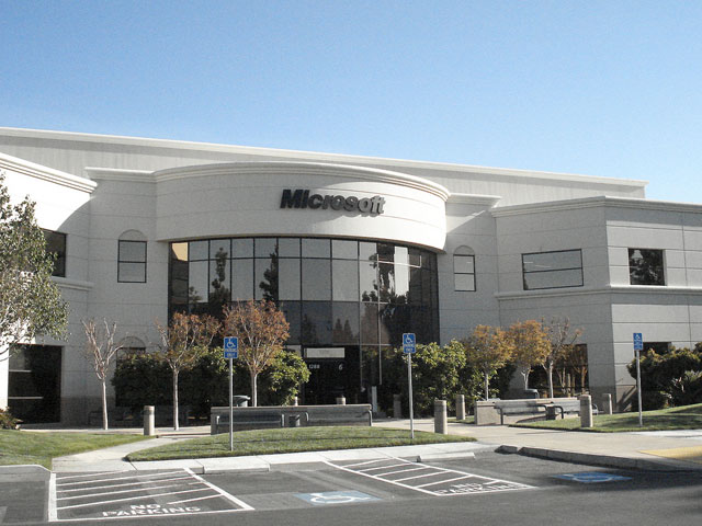 Campus Microsoft di Mountain View
