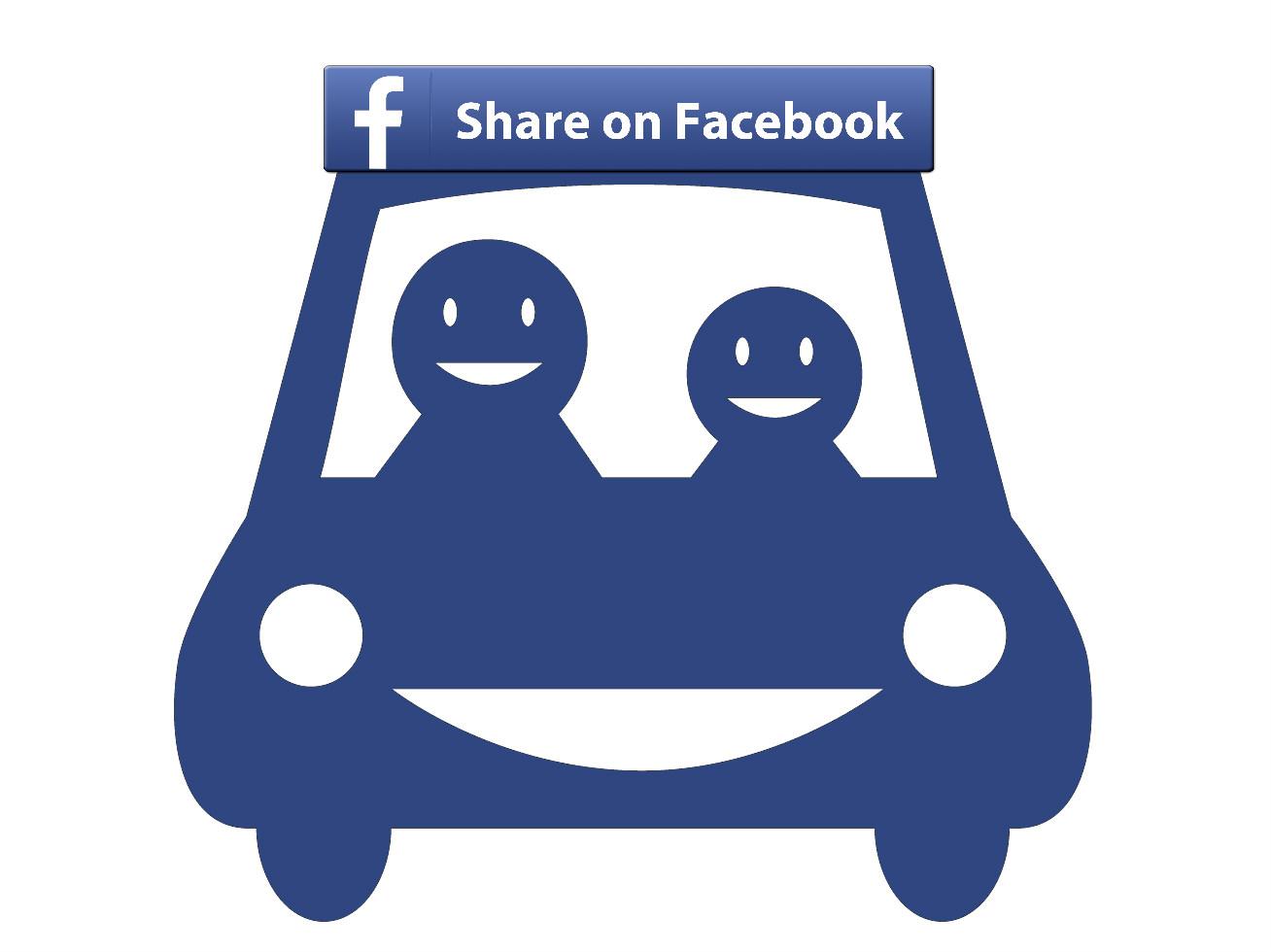 car sharing via facebook eventi 1