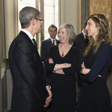 Cook a colloquio con i ministri Madia e Giannini