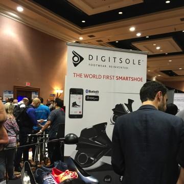 digitsole smartshoe