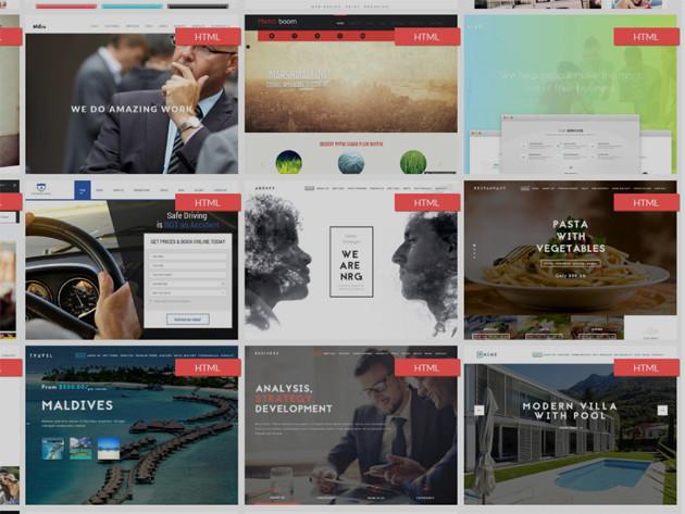 Temi già pronti per realizzare siti in Wordpress con un click: 39 dollari