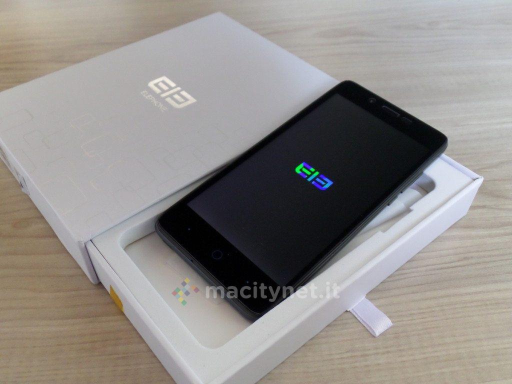 Recensione Elephone P6000 Pro