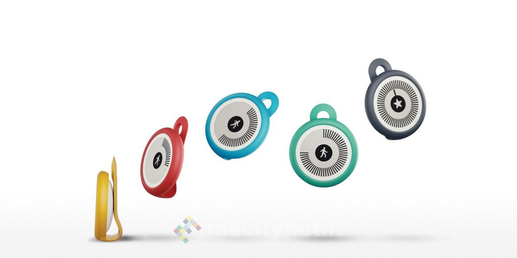 CES 2016 Withings Go
