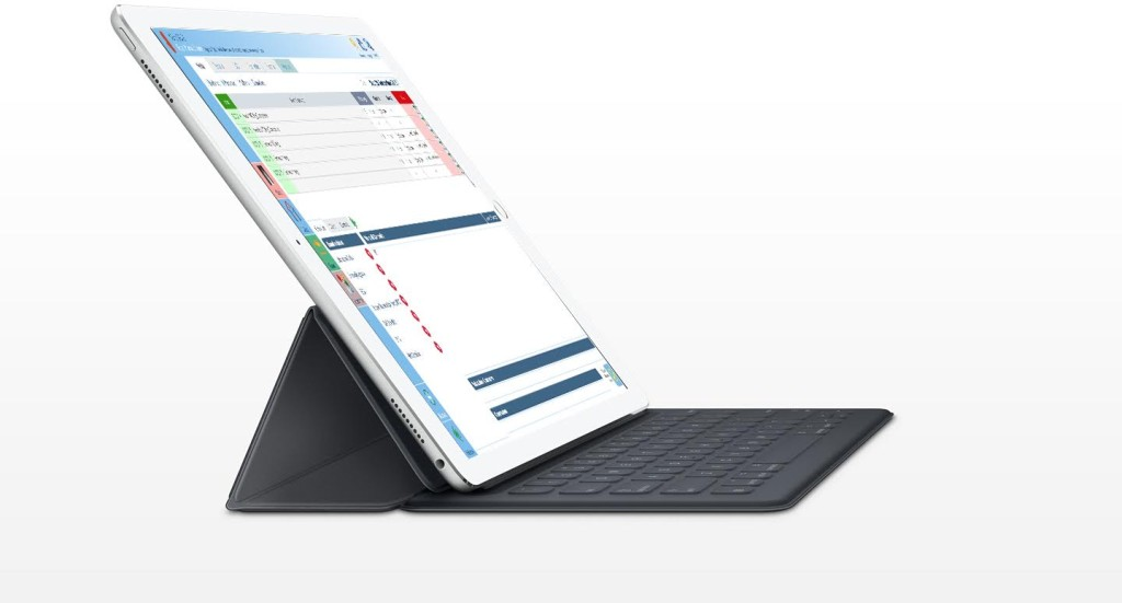 iPad Pro e DoctorOffice4