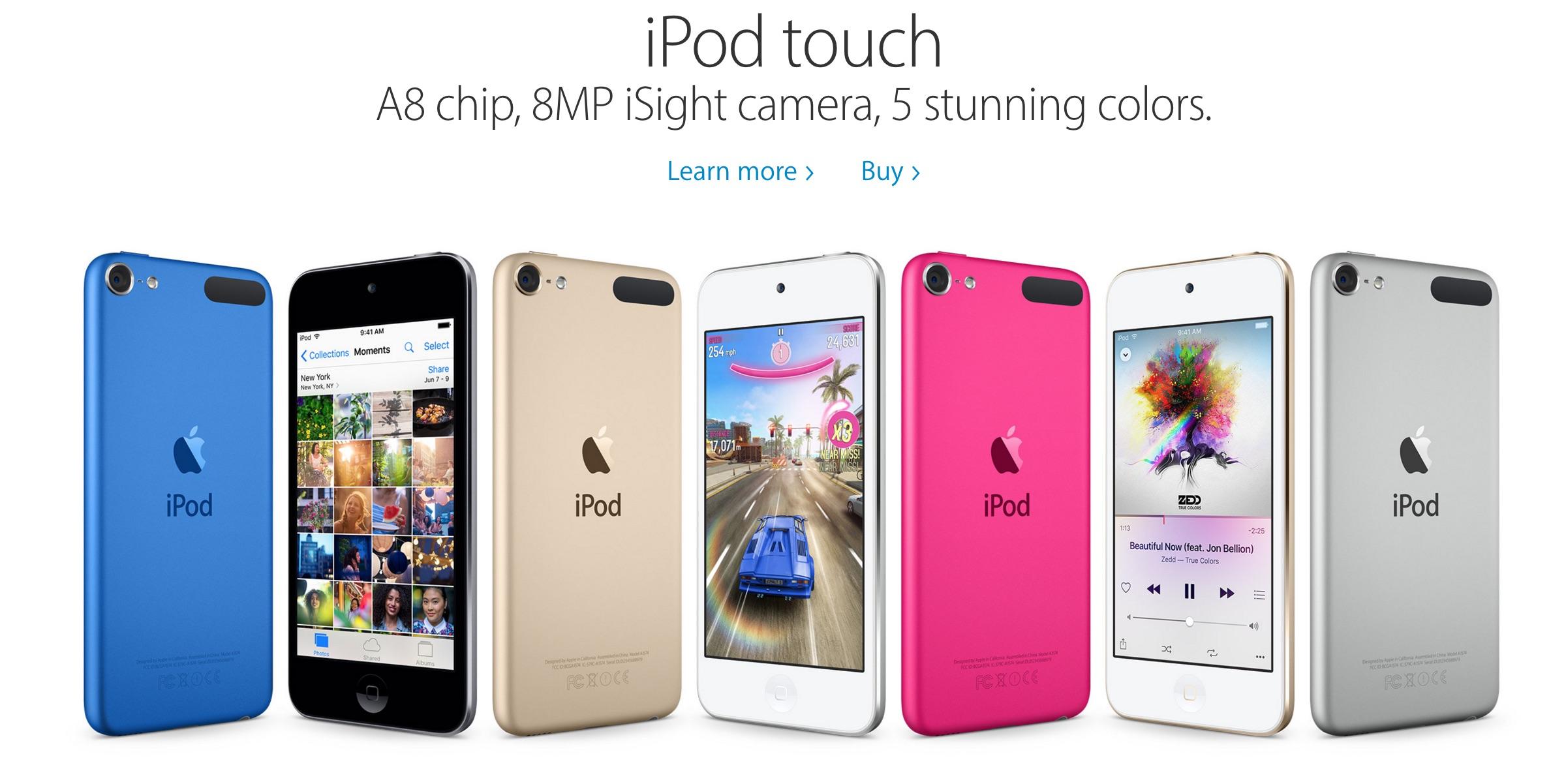 Design iPhone 6c