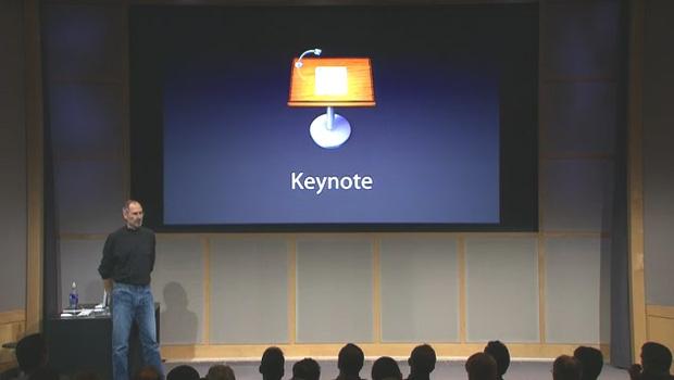 keynote apple steve jobs keynote