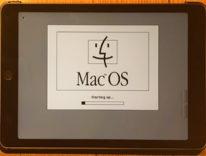 iPad Air 2 ora può eseguire Mac Os… 7.5.5 e 6.1