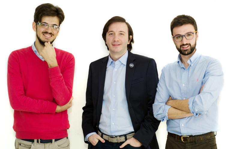 Giangiuseppe Tateo, Vincenzo Dentamaro e Domenico Colucci