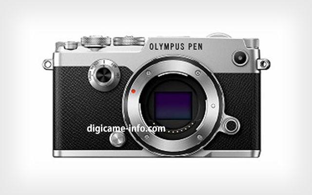 olympus PEN-F digitale