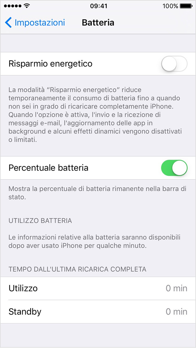 Percentuale batteria imprecisa su iphone apple cerca di riparare il bug - Percentuale di umidita in casa ...