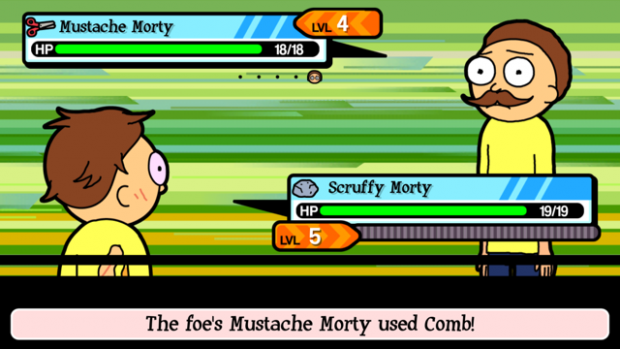 Pocket Mortys 1 ios