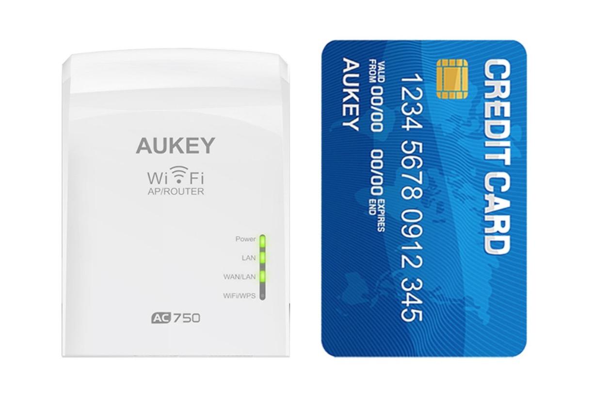 ripetitore wifi aukey 4