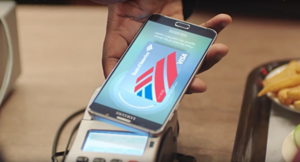 Samsung Pay spot contro apple pay
