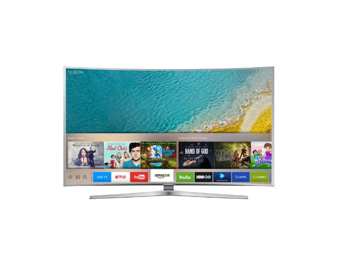 smart tv Samsung CES2016