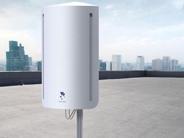 Starry Internet, a Boston si testa il WiFi con velocità da fibra ottica