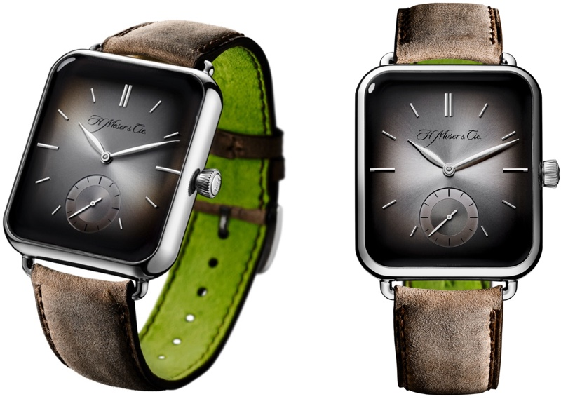 clone apple watch H. Moser & Cie