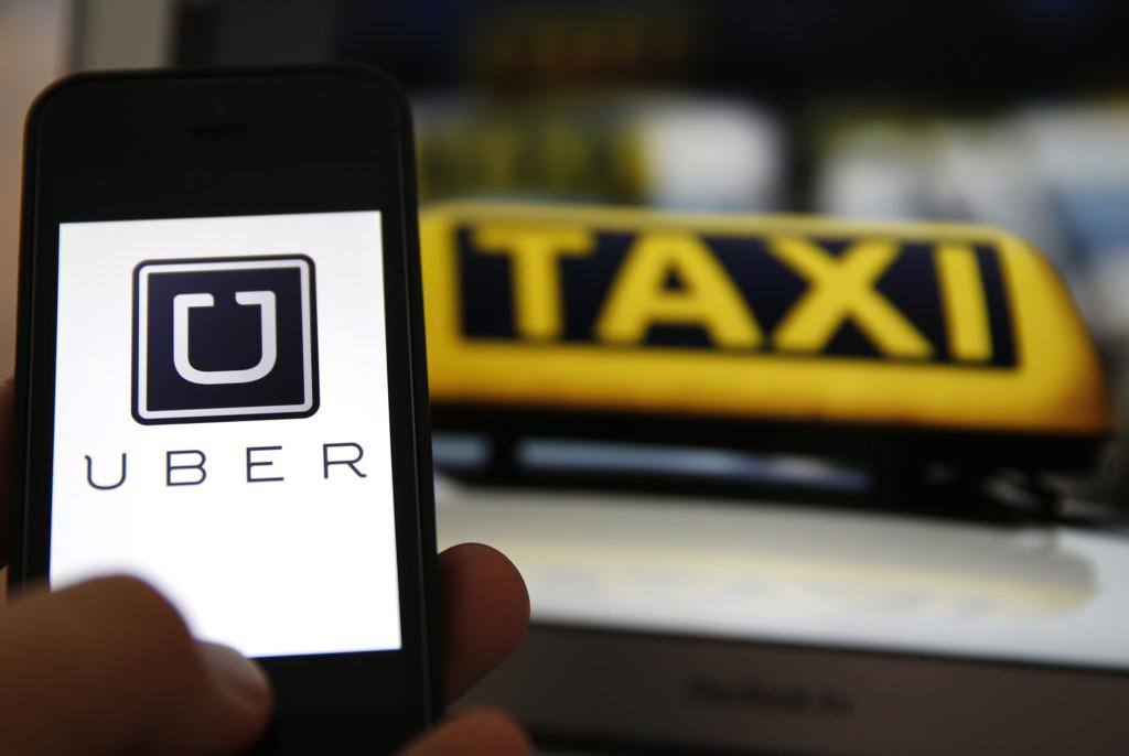 taxi gialli vs uber