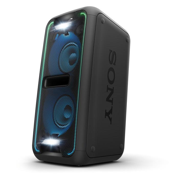 CES 2016, Sony presenta GTK-XB7, MHC-GT4D, MHC-V11 sistemi audio wireless ad alta potenza